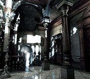 REmake background - Entrance hall - r106 00004