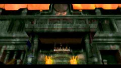 Euthanasia of Raccoon City (cutscene)