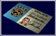Resident Evil 3 STARS ID Card - Brad