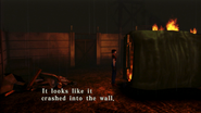 Resident Evil CODE Veronica - Guardtower plaza - examines 04-2