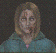 Degeneration Zombie face model 19