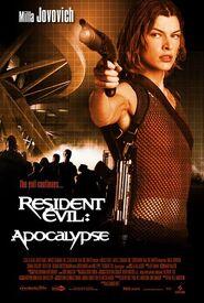 Resident Evil Apocalypse Poster 2