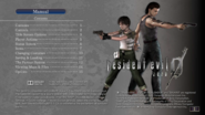 Resident Evil HD 0 Remaster manual - PS3 english, page1