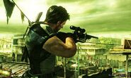 Resident evil the mercenaries 3d screenshot 2 20101209