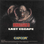 Biohazard 3 Last Escape Manual 016