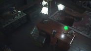 RE2 remake Chief's Office