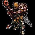 BIOHAZARD Clan Master - BOW art - Blob