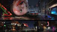 Resident Evil 3 Remake Raccon-City1