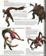 Resident Evil 6 Art Book 41