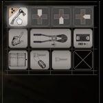 Resident Evil 7 Teaser Beginning Hour axe inventory.jpg