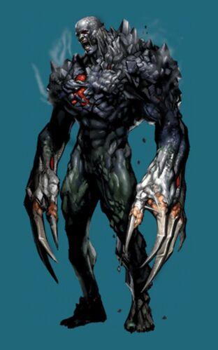 Super Tyrant Form
