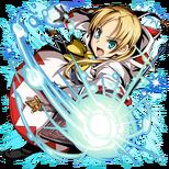 Biohazard Clan Master X Final Fantasy Brigade - Jill Valentine (Blonde)