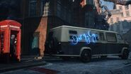Devil May Cry van in DMC5