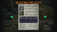 RECV Battle Game Wesker 2