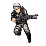 Chris (Winter Gear) Clan Master