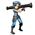 Jill RE1 Clan Master8