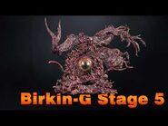Resident Evil 2 Remake- Birkin-G Stage 5 Sounds