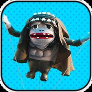 BIOHAZARD Village x Puppet Show - Moro-kun puppet