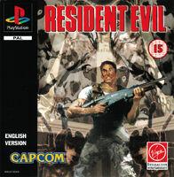 Resident Evil PS1 PAL
