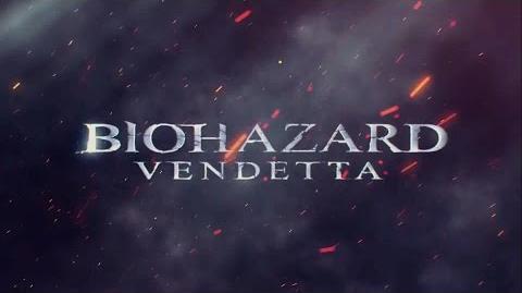 Resident Evil Vendetta Trailer 2