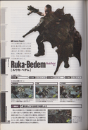 BIOHAZARD 6 Official Complete Guide - pages 282