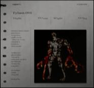 Biological report - Tyrant 091