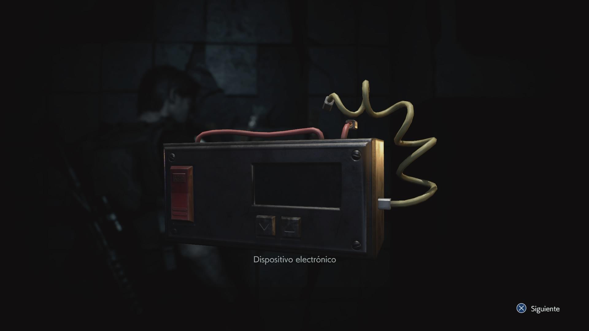 Detonador (sin batería) (RE3)