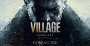 BIOHAZARD VILLAGE poster