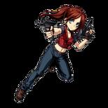 ClanMaster Claire RECV Aim
