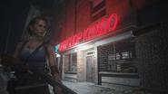 Gun shop Jill RE3 re