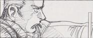 Leon vs. Chris storyboard 36