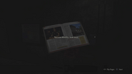 RE2 remake Raccoon Monthly, June Issue file page1