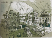 Resident Evil 5 Ndipaya Kingdom concept art 13