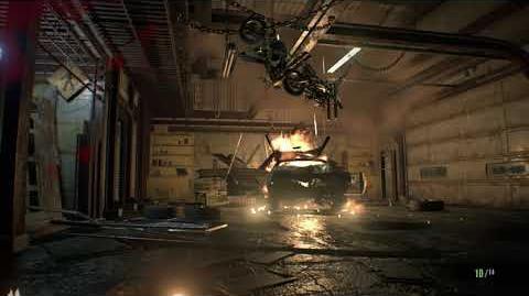 Garage ending scene