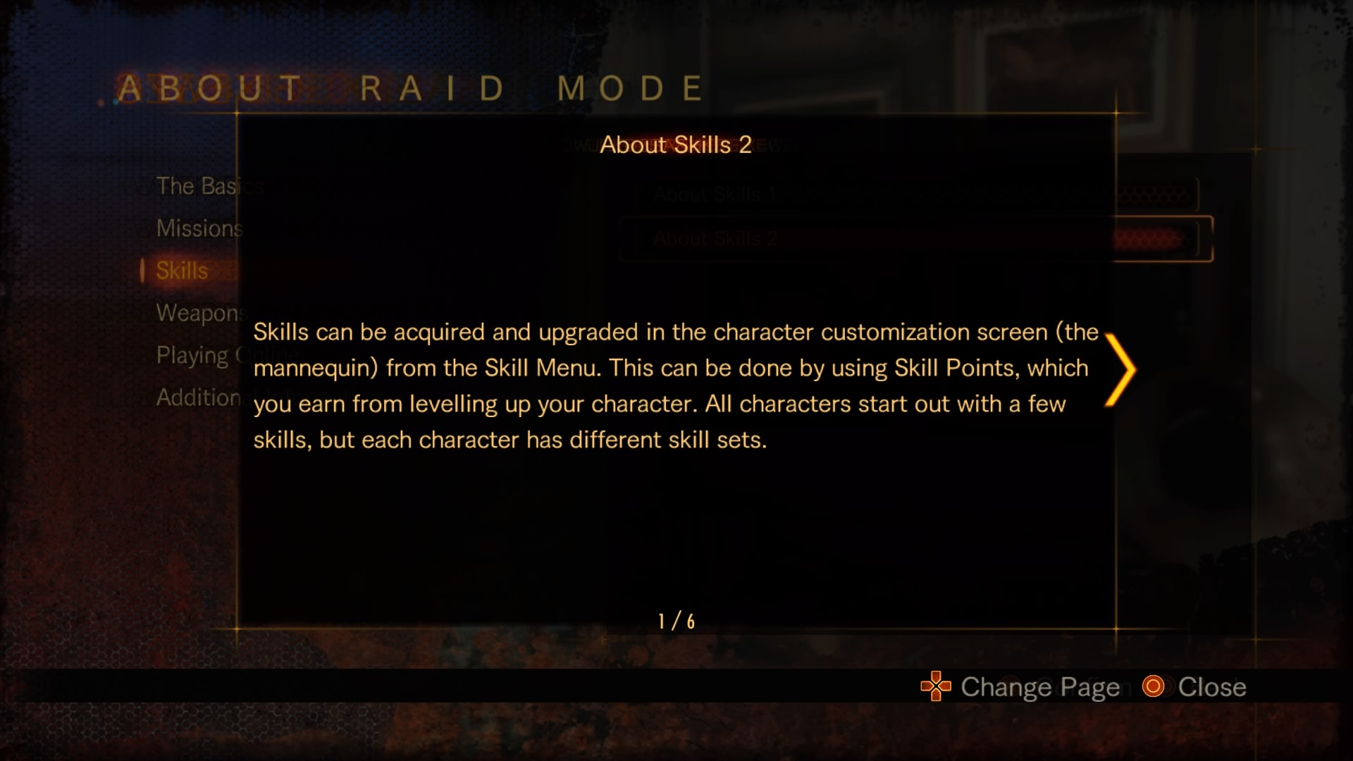 About Skills 2