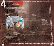 Resident Evil 4 GameCube manual 6