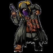 BIOHAZARD Clan Master - RE4 Merchant 01