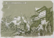Resident Evil 5 Ndipaya Kingdom concept art 14