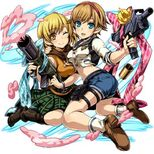 BIOHAZARD Clan Master - Ashley & Sherry