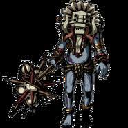 BIOHAZARD Clan Master - Battle art - Giant Majini 2
