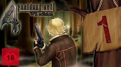 Let's Play Resident Evil 4 Wii Edition German 1 - Ein geheimer Auftrag!