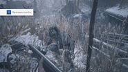 Resident Evil Village - Lycan in the village 1