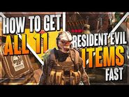 *LIMITED TIME* How to get all 11 Resident Evil items FAST in The Division 2
