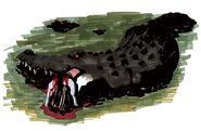 Alligator artwork 1.5