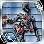 BIOHAZARD Clan Master - BOW card - Rasklapanje