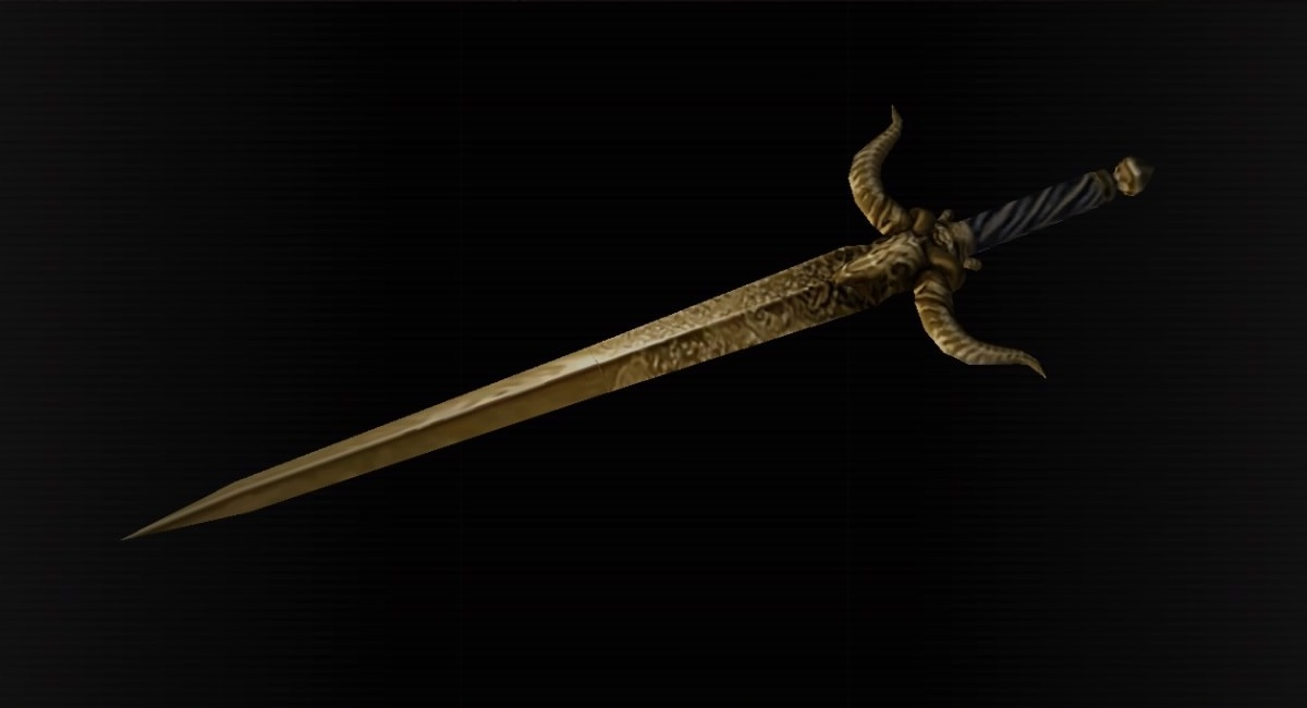 Espada de oro