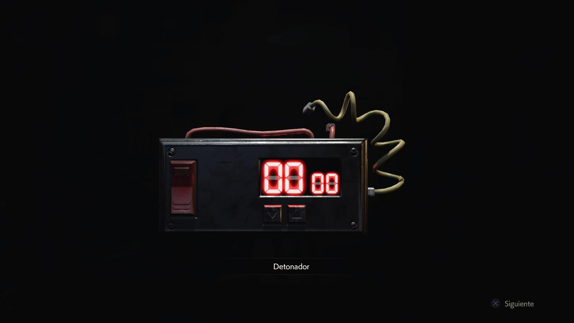 Detonador (RE2)