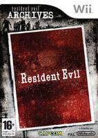 Resident Evil Archives PAL