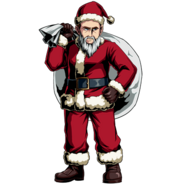 Barry Christmas Clan Master