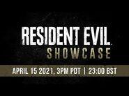 Resident Evil Showcase - April 2021